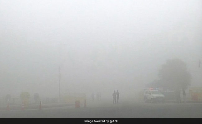 Dense Fog In Delhi Leads To 21 Trains Delayed, 13 Cancelled