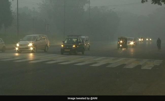 delhi fog ani