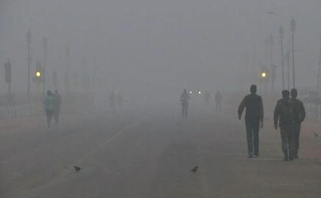 Dense Fog In Delhi Leads To 43 Trains Delayed, 18 Cancelled