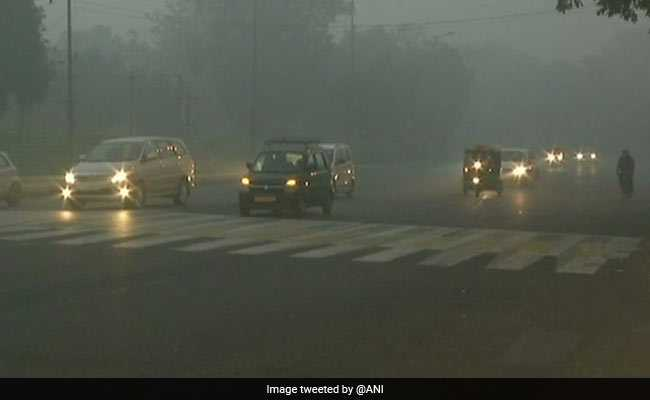Dense Fog Affects Train Services In Delhi, 39 Cancelled, 50 Running Late
