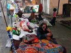 With Shelter Under Flyovers Gone, Delhi's Homeless Left Out In The Cold