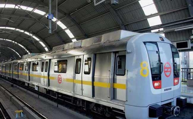 Delhi Metro On Red Alert Amid Tension Between India And Pakistan