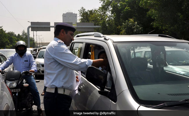 Delhi Police Issue Traffic Advisory Ahead Of Holi