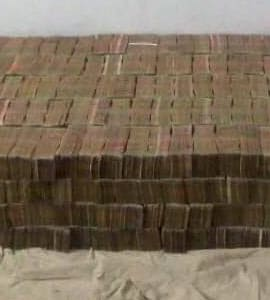 'Bed Of Cash' In UP: Nearly Rs 100 Crore In Banned Notes At Kanpur Home