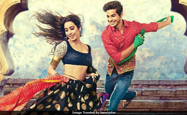 For Dhadak Stars Janhvi Kapoor And Ishaan Khatter, A Note From Karan Johar