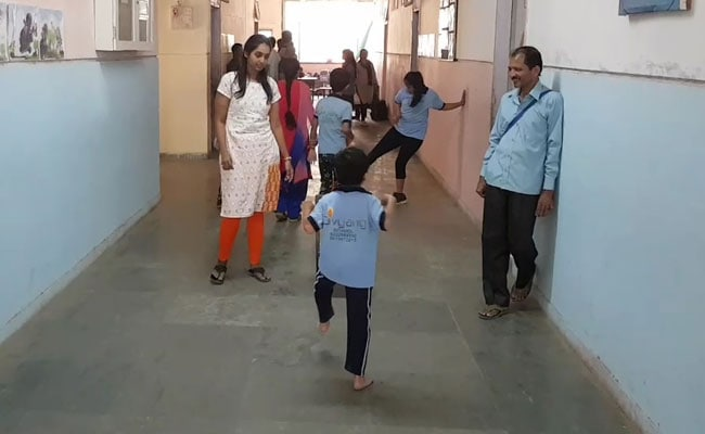 35 Students With Special Needs Forced To Sit Near Toilet In Mumbai School