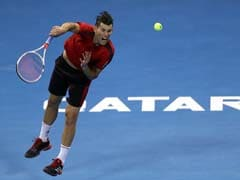 Qatar Open: Top Seed Dominic Thiem Wins Opening Match Against Evgeny Donskoy