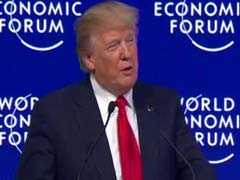 Top 10 Quotes From Donald Trump's Maiden Speech At World Economic Forum In Davos