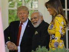 Trump Imitates PM Modi, Indian Accent When Discussing Afghanistan: Report