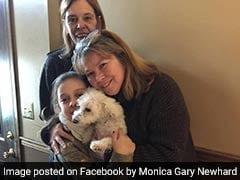 ईगल ले गया था छोटे से पालतू कुत्ते को, फेसबुक पोस्ट से वापस मिला