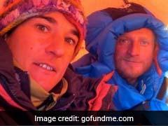"Rescuers Save French Climber Trapped On ""Killer Mountain"" Nanga Parbat"