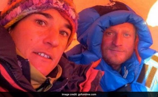 European climbers stuck on Himalayan peak; rescue planned