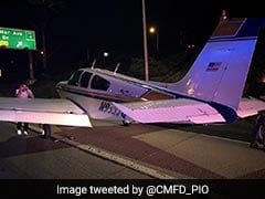 Plane's Engine Fails, Pilot Lands In The Middle Of Highway