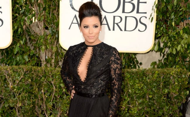 Golden Globes 2018: Black On The Red Carpet Not A Silent Protest, Says Eva Longoria