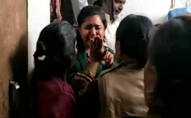 Ex-Soldier In UP Held Family Hostage, Fired Shots For Hours