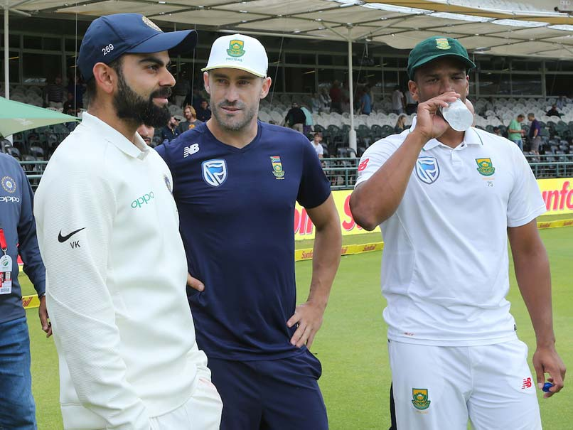India vs South Africa Important To Put Opposition Under Pressure Says Faf Du Plessis