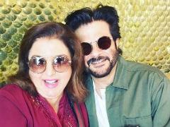 On Farah Khan's 53rd Birthday, Anil Kapoor To Host A <I>Jhakaas</i> Party