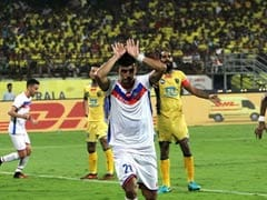 Indian Super League: FC Goa Edge Out Kerala Blasters 2-1