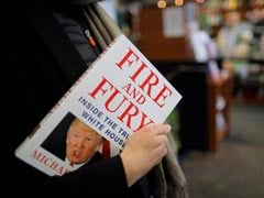 Trump Assails 'Fake Book' As Allies Hail 'Political Genius'