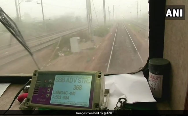 Indian Railways All Set to install GPS-enabled anti-fog device