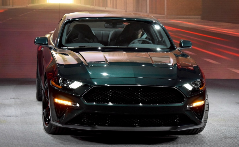 ford mustang bullitt limited edition