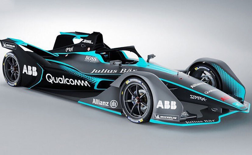 Formula E releases images of new 'Gen 2' vehicle for Season 5