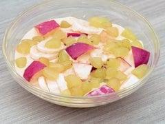 Easy Fruit Custard
