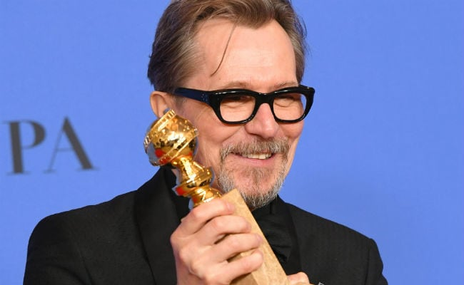 Golden Globes 2018: Gary Oldman, Who Once Said Awards Were 'Bent,' Wins Best Actor