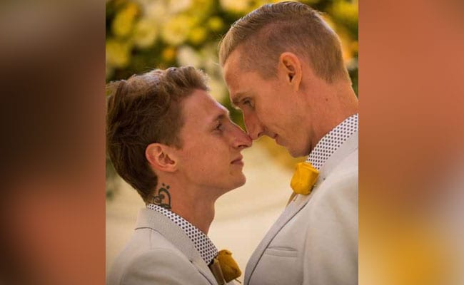 gay marriage afp
