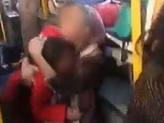 "Horror On A School Bus In Gurgaon, Attacked By Mob Protesting <i>""Padmaavat""</i>"