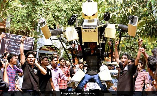 In Kerala, Sewer Cleaning Robots To End Manual Scavenging