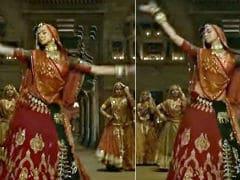 <I>Padmaavat</i>: Deepika Padukone's <I>Ghoomar</i> Changes Go Viral