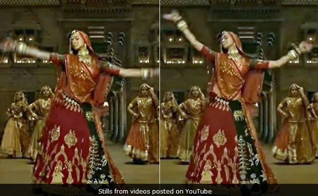 Padmaavat: Deepika Padukone's Ghoomar Changes Go Viral