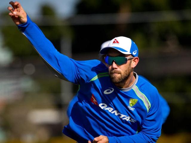 Glenn Maxwell, Matthew Wade Axed From Australias ODI Squad Against England