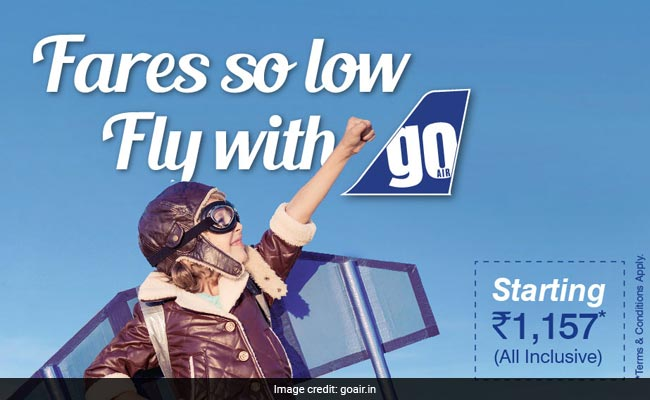 goair domestic flight sale
