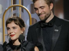 Golden Globes 2018: Hermione And Cedric's Harry Potter Reunion Thrills Twitter