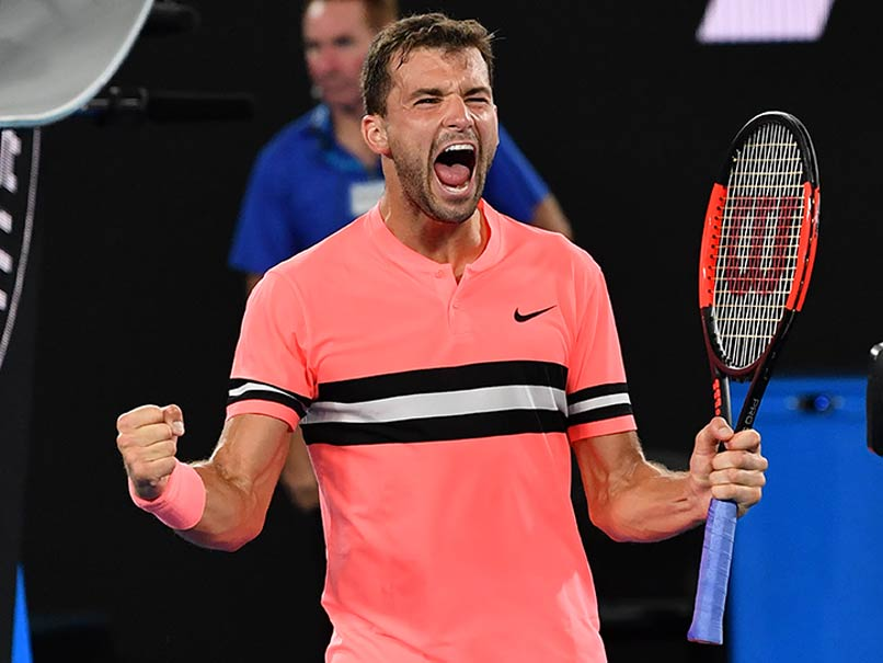 Australian Open: Relieved Grigor Dimitrov Survives Huge Five-Set Scare