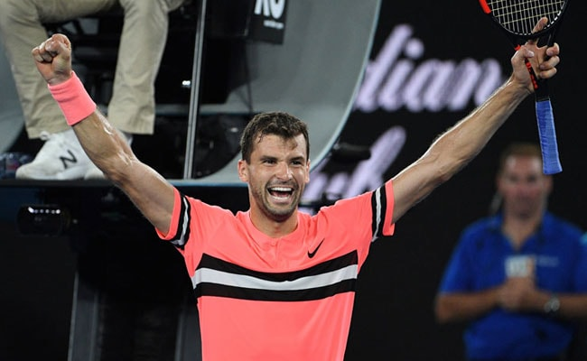 टेनिस: वर्ल्ड नंबर 3 ग्रिगोर दिमित्रोव ऑस्ट्रेलियन ओपन से बाहर, अमेरिका के केल एडमंड ने हराया