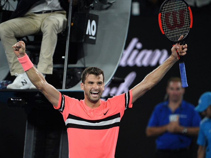 Australian Open 2018: Grigor Dimitrov Beats Nick Kyrgios To Reach Quarters