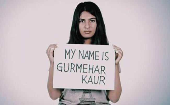 Got More Love Than Hate On Social Media, Says Gurmehar Kaur
