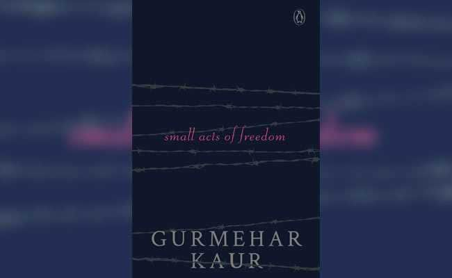 gurmehar kaur book cover