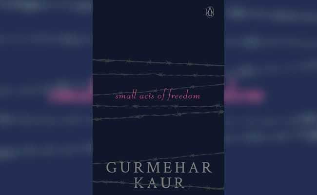 gurmehar kaur book cover