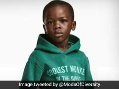 H&M Apologises For Showing Black Child In 'Monkey In Jungle' Sweatshirt