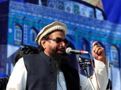 "Pak Says ""Barred Hafiz Saeed From Giving Friday Sermon In Lahore"": Report"