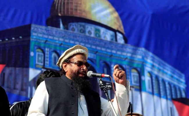 Chargesheet Filed Against Hafiz Saeed In Terror Funding Case
