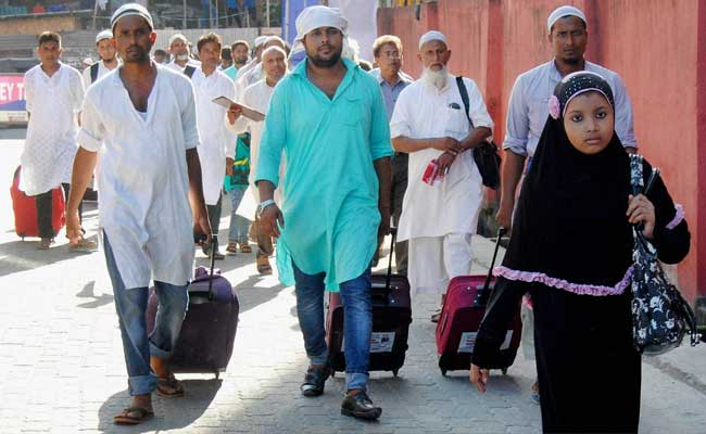 Centre withdraws Haj subsidy, will use funds for Muslim girls' education