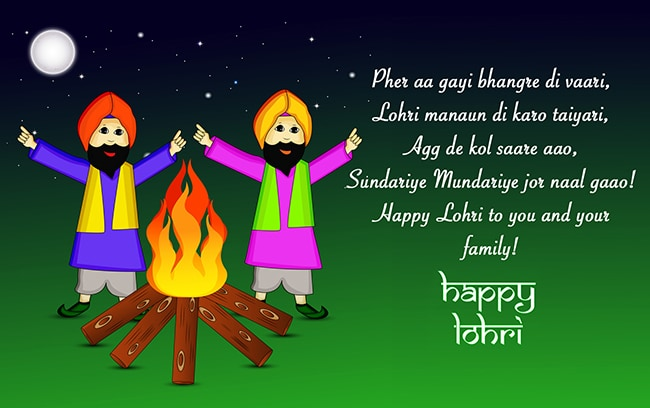 Happy Lohri Wishes: SMS, Quotes, Greetings, Whatsapp ...