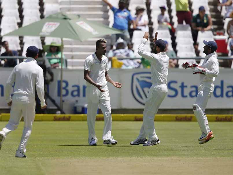 India vs South Africa Highlights, 1st Test: Hardik Pandya Stars For India On Day 2, SA Lead By 142