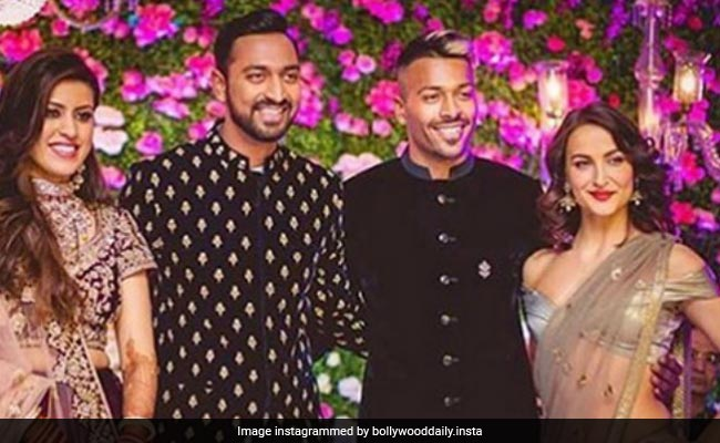 hardik pandya dating elli avrram