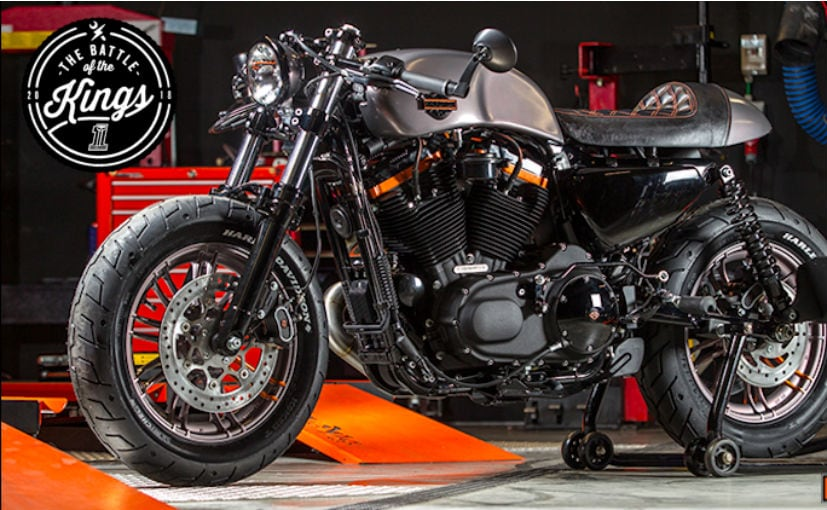 Harley-Davidson Announces Battle Of The Kings Custom Contest